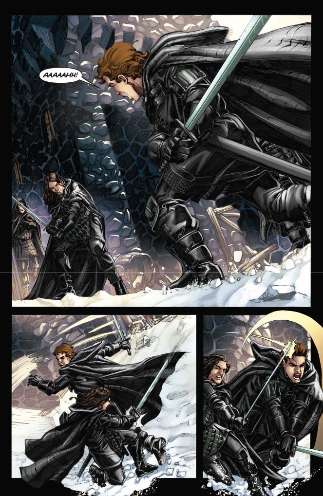 dynamite george r r martin s a game of thrones 6