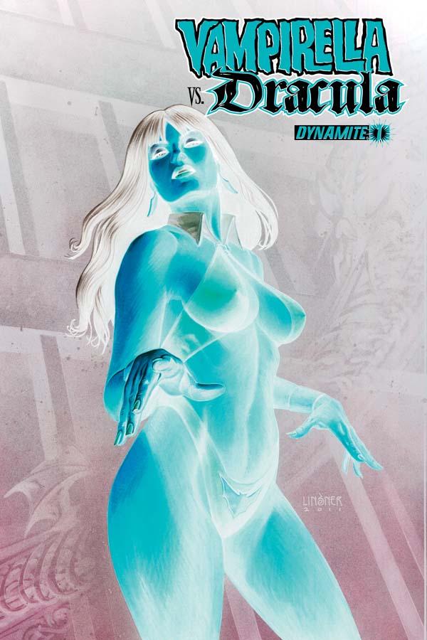 Dynamite® Vampirella Vs. Dracula #1