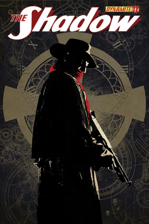 dynamite the shadow 17