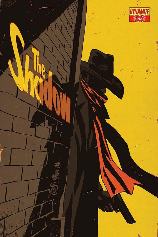 Dynamite 174 The Shadow 25