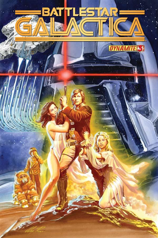 Dynamite U00ae Battlestar Galactica  3