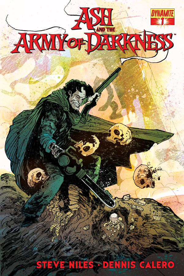 Dynamite® Ash And The Army Of Darkness #1