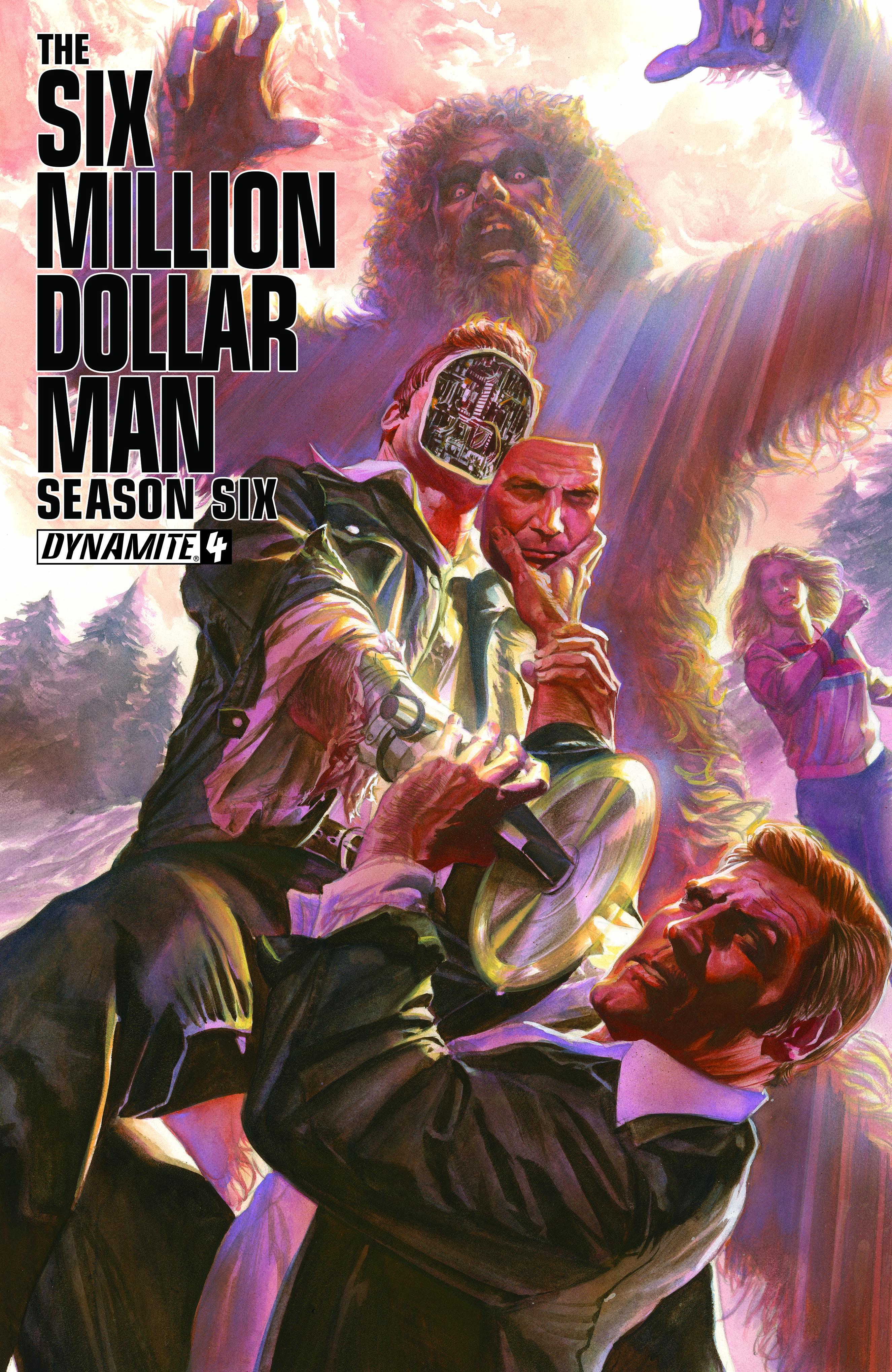 Dynamite U00ae The Six Million Dollar Man  Season 6  4