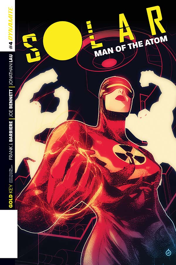 Solar: Man of the Atom (2014) Comic - Read Solar: Man of ...