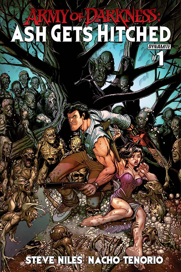 Image result for army of darkness ash gets hitched