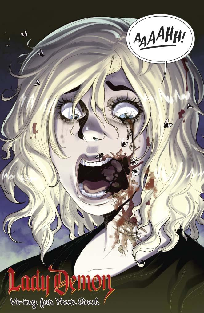 Dynamite® Lady Demon #1