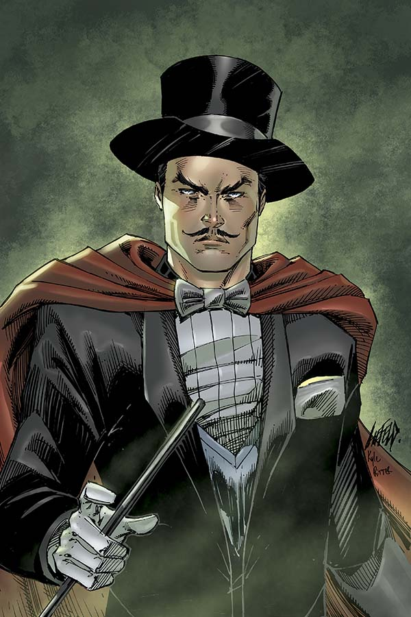 Dynamite 174 King Mandrake The Magician 1 Of 4