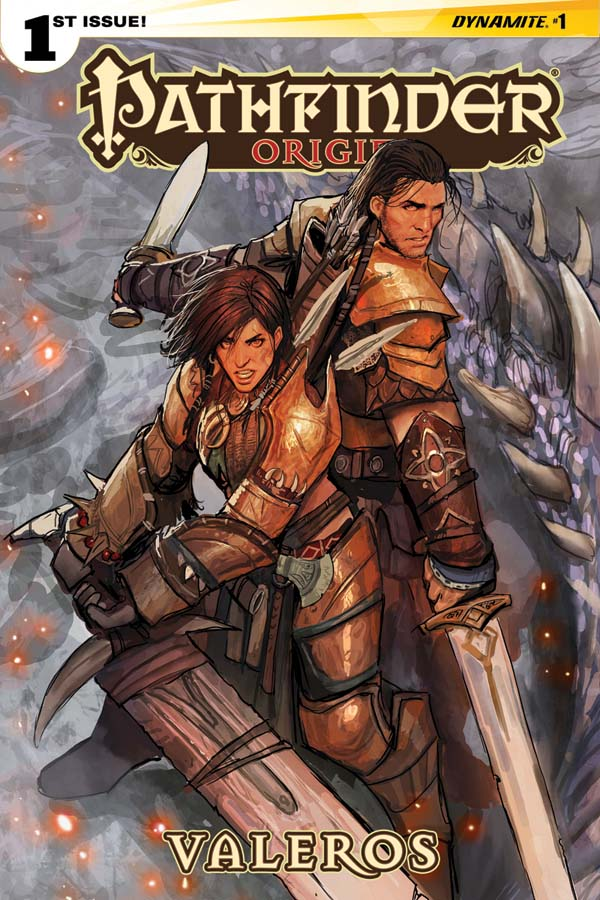 Dynamite® Pathfinder: Origins #1 (Of 6)