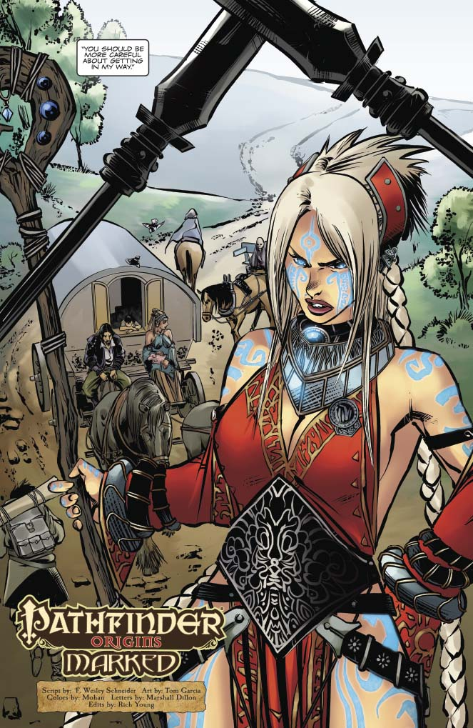 Dynamite® Pathfinder: Origins #3 (Of 6)