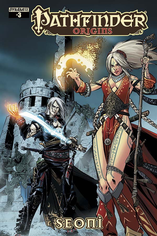 Dynamite® Pathfinder: Origins #3 (Of 6)
