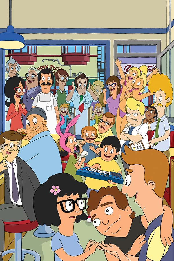Dynamite 174 Bob S Burgers Ongoing 2