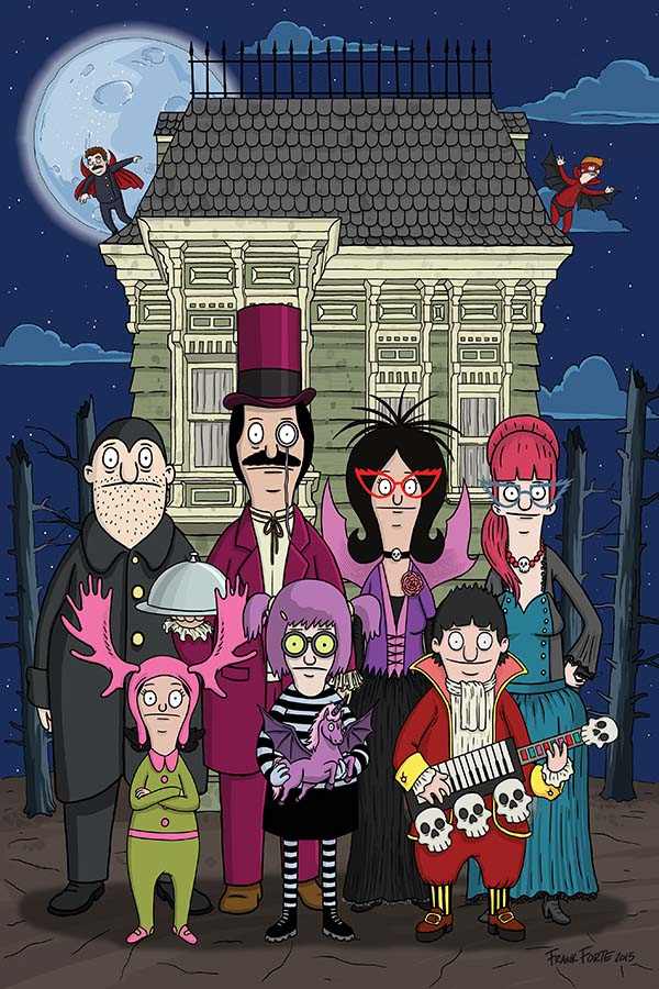 Dynamite 174 Bob S Burgers Ongoing 4