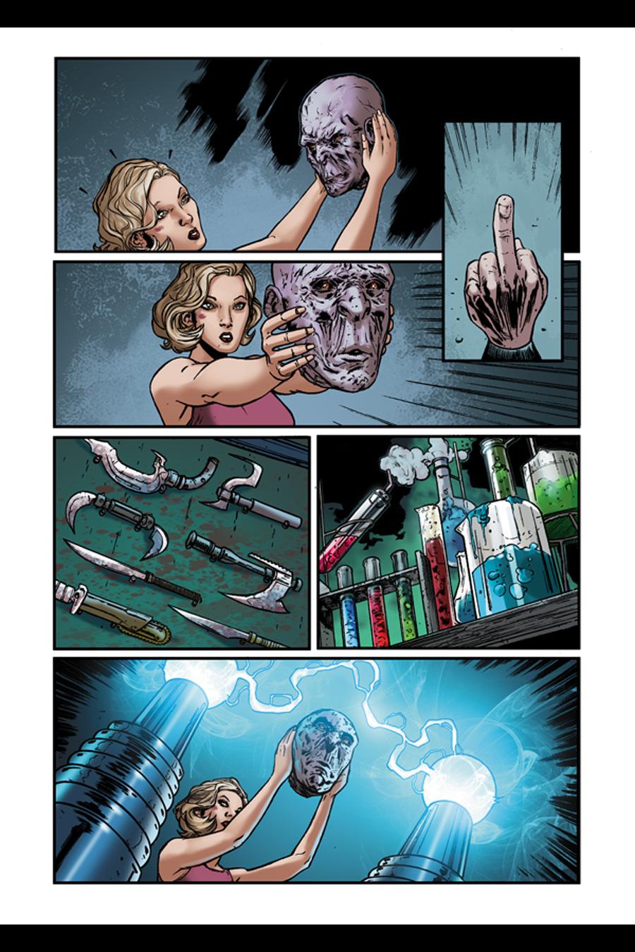 Helios Immortals Dynamite® Dean Ko...