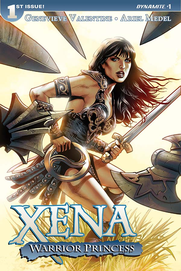 Dynamite Xena Warrior Princess 1