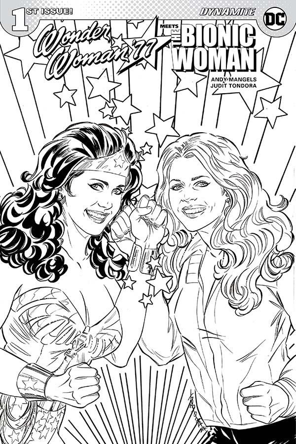 Dynamite Wonder Woman 39 77 Meets