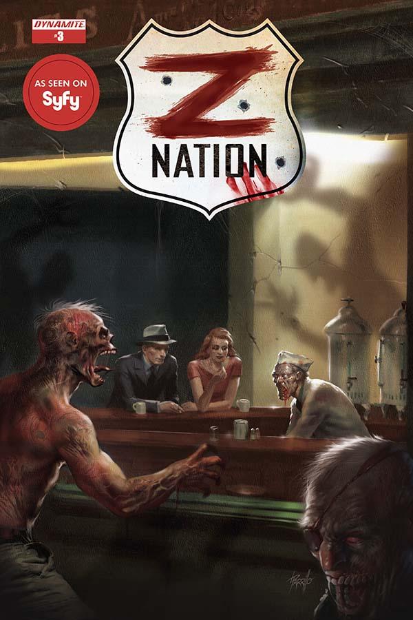 Super Dynamite® Z Nation #3 CY81