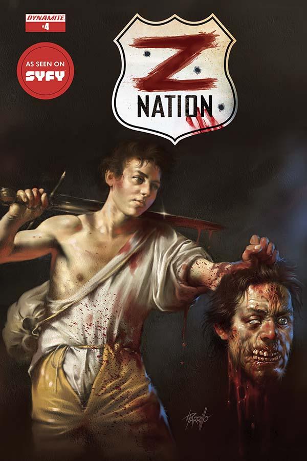 Extrêmement Dynamite® Z Nation #4 TN53