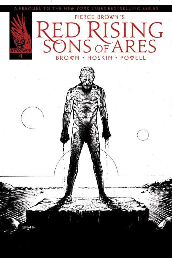 Dynamite Pierce Browns Red Rising Son Of Ares 1